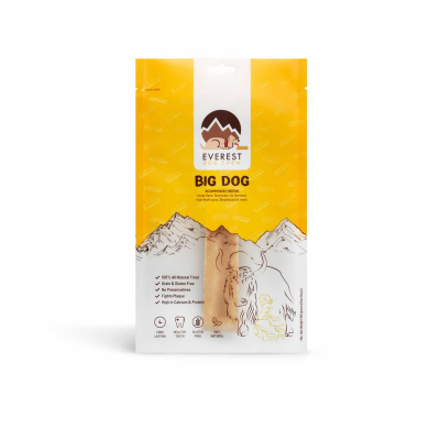 Everest Dog Chew® – Yak Milk Dog Chew for Big Dogs – 160gm