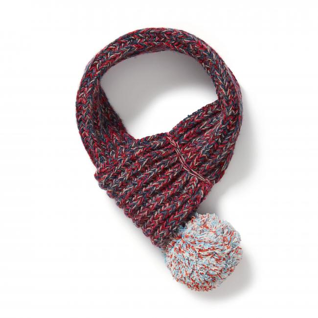 scarf-red-hue