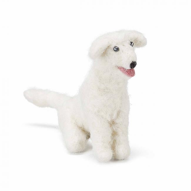 small-felted-white-doggo