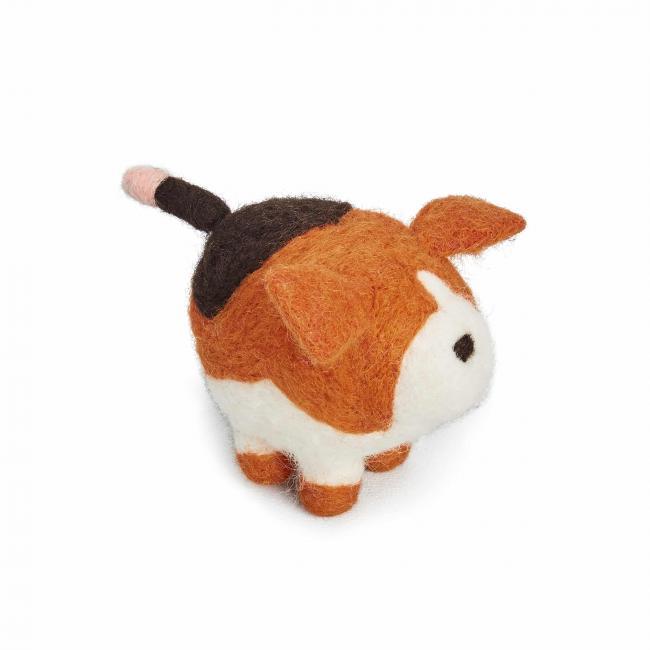 orange-felted-doggo